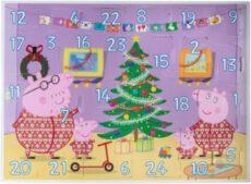 Peppa Pig Adventskalender mit Peppa Wutz Spielfiguren