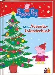 Peppa Pig Mein Adventskalenderbuch