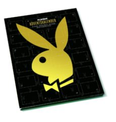 Playboy Adventskalender Schoko mit Heft