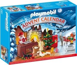 Playmobil Adventskalender 2010 Weihnachts-Postamt