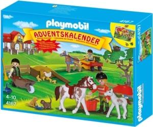 Playmobil Adventskalender 2012 Reiterhof
