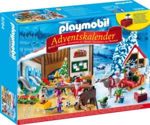 Playmobil Adventskalender 2017 Wichtelwerkstatt