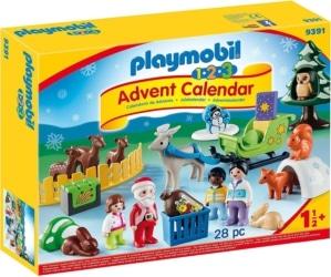 Playmobil Adventskalender 2018 Waldweihnacht der Tiere