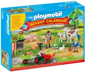 Playmobil Adventskalender 2019 Auf dem Bauernhof