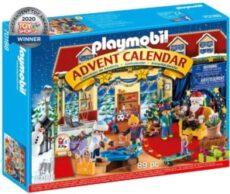 Playmobil Adventskalender 2019 Weihnachten im Spielwarengeschäft