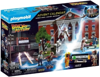 Playmobil Adventskalender 2020 Back To The Future
