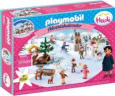 Playmobil Adventskalender 2020 Heidis Winterwelt