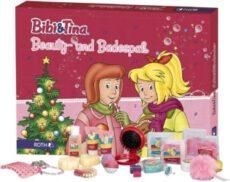 mit Beauty- und Bade-Artikeln, Bibi & Tina-Kalender für die Vorweihnachtszeit