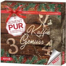 ROTH Kaffeegenuss Adventskalender