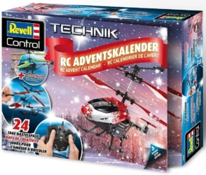 Revell RC Helikopter Adventskalender 2020