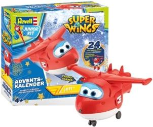 Revell Super Wings Adventskalender 2019