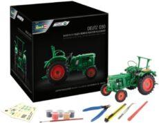 Revell Traktor Adventskalender Deutz 2020
