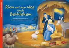 Rica auf dem Weg nach Bethlehem