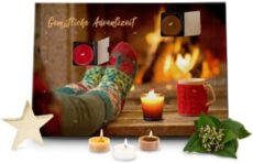 Römer Wellness Duftkerzen Adventskalender