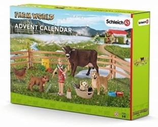 Schleich Adventskalender 2016 Bauernhof