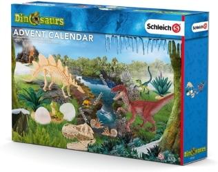Schleich Adventskalender 2016 Dinosaurier