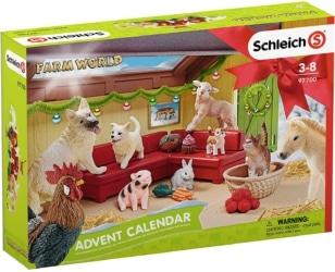 Schleich Adventskalender 2018 Farm World