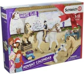 Schleich Adventskalender 2018 Horse Club