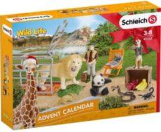 Schleich Adventskalender 2018 Wild Life