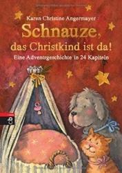 """Die Kinder freuten sich über die 24 Kurzgeschichten, die auch im Buch """"Schnauze, es ist Weihnachten"""" zusammengeheftet sind und erst beim Vorlesen werden die Seiten aufgetrennt. Sodass man gar nicht in Verlegenheit kommt weiterzulesen- sondern tatsächlich 24 Tage Freude an diesem Buch hat."""