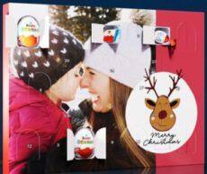 Schoko-Adventskalender mit kinder® Überraschung