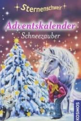 Tolles Adventskalenderbuch. Spannende Geschichte, liebevoll gestaltet und mit den Bastel/Rätsel/Zusatzseiten eine tolle Beschäftigung im Advent für Einhorn-verliebte.