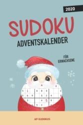 Sudoku Adventskalender für Erwachsene