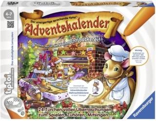 TIPTOI Adventskalender In der Weihnachtsbäckerei