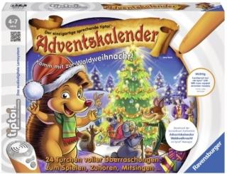 TIPTOI Adventskalender Waldweihnacht der Tiere