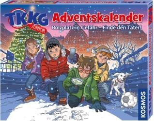 TKKG Junior Adventskalender Bolzplatz in Gefahr