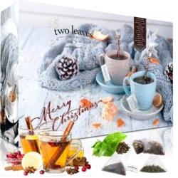 Teebeutel Adventskalender für die Familie
