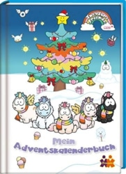 Theodor & Friends Mein Adventskalenderbuch