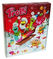 Trolli Adventskalender