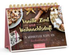 Vanille, Zimt und Weihnachtsduft