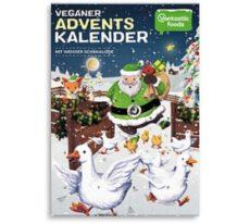 Weiße Schokolade Adventskalender