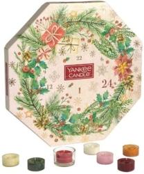 Geschenkset mit Kerzen mit Weihnachtsduft