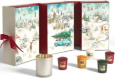 Yankee Candle Adventskalender in Buchform