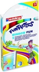 edding Funtastics Window Marker