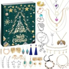 iZoeL Schmuck Adventskalender