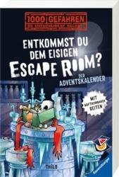 Escape Room aus purem Eis