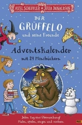 Der Grüffelo und seine Freunde Adventskalender 2021