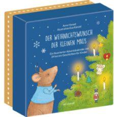 Der beliebte Kinder-Adventskalender mit 24 kurzen Geschichten für Kinder ab 3 Jahren zum Lesen und Vorlesen