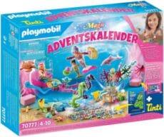 Playmobil Adventskalender 2021 Badespaß Meerjungfrauen
