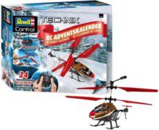 Revell 1033 RC Adventskalender Helikopter mit Fernbedienung