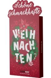 Riesen Weihnachts XXL Adventskalender | 24+2 Überraschungsmomente | 24+2 Markenprodukte für Kleine und Erwachsene